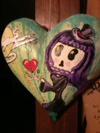 Esmerelda's Heart-SOLD