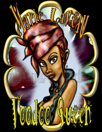 Marie Laveau Voodoo Queen of New Orleans