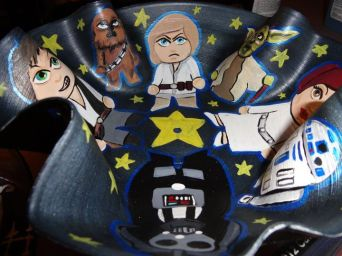 Star Wars Chibi Fan Art